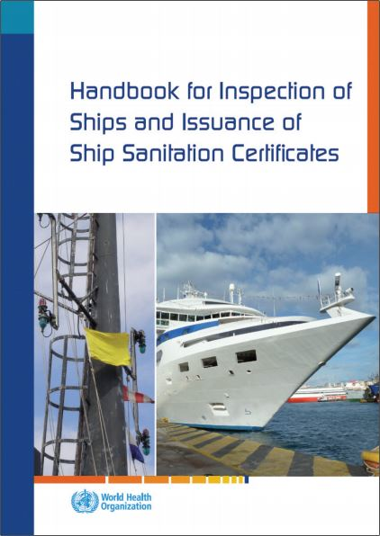 Issuance of Ship Sanitation Certificates Handbook